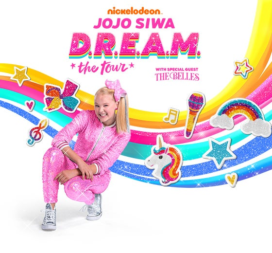 More Info for JoJo Siwa / NEW DATE
