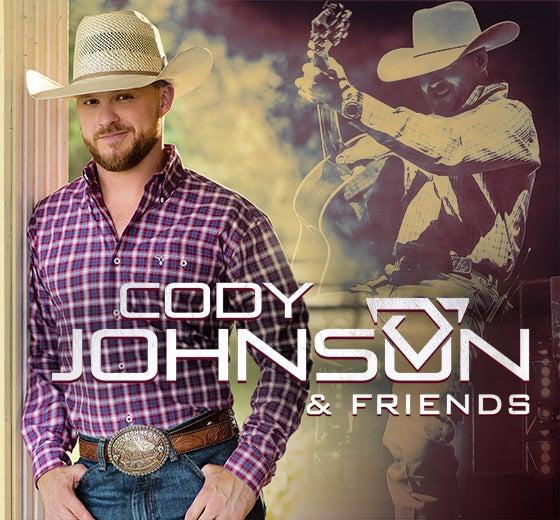 More Info for Cody Johnson & Friends