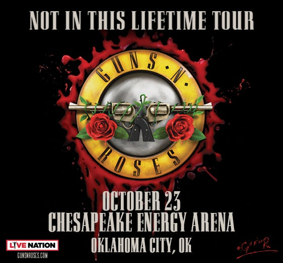 More Info for GUNS N' ROSES