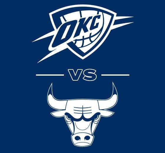 More Info for OKC Thunder vs. Chicago Bulls