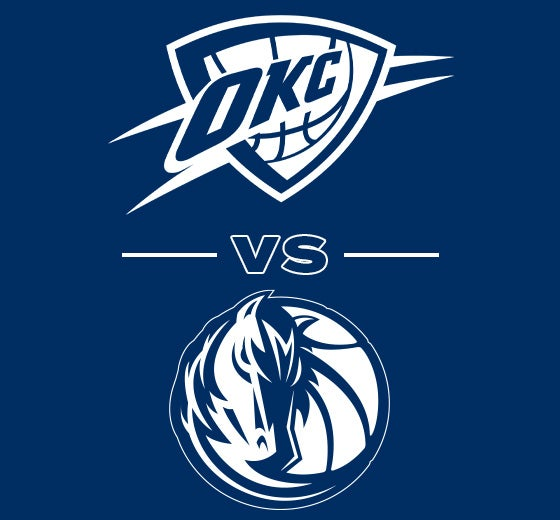 More Info for OKC Thunder vs. Dallas Mavericks