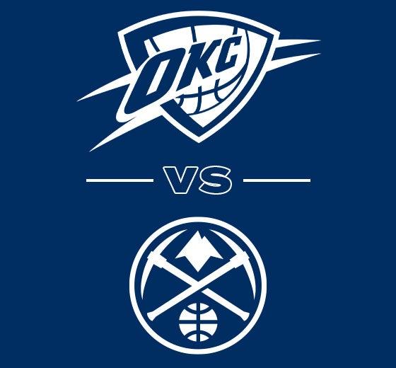 More Info for OKC Thunder vs. Denver Nuggets