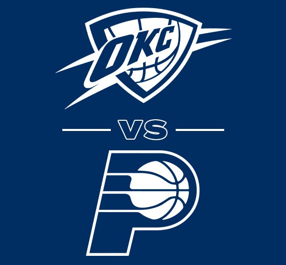 More Info for OKC Thunder vs. Indiana Pacers
