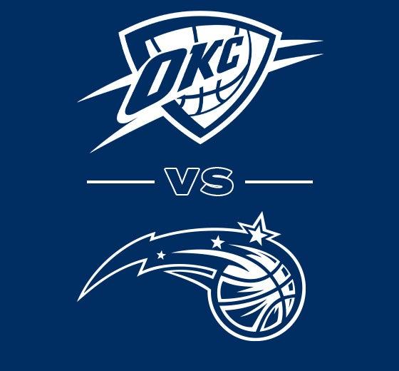 More Info for OKC Thunder vs. Orlando Magic