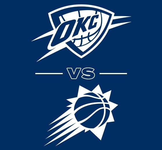 More Info for OKC Thunder vs. Phoenix Suns