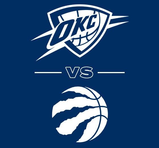 More Info for OKC Thunder vs. Toronto Raptors