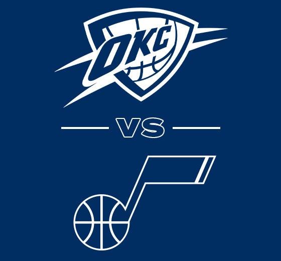 More Info for OKC Thunder vs. Utah Jazz
