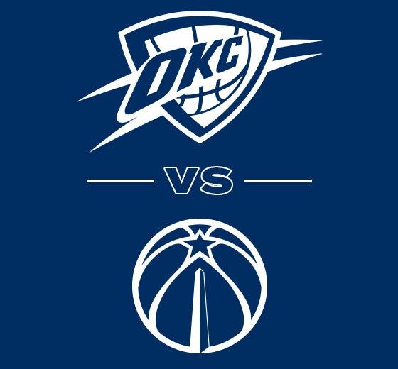 More Info for OKC Thunder vs. Washington Wizards