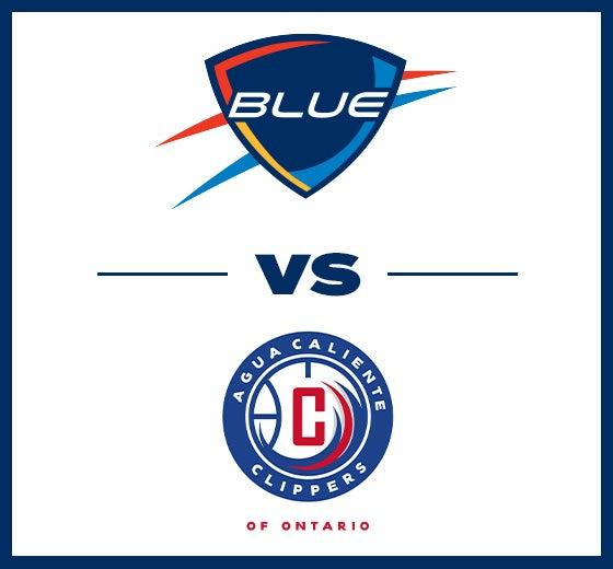 More Info for OKC Blue vs. Agua Caliente Clippers