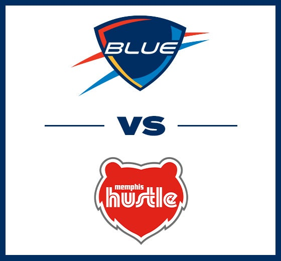 More Info for OKC Blue vs. Memphis Hustle