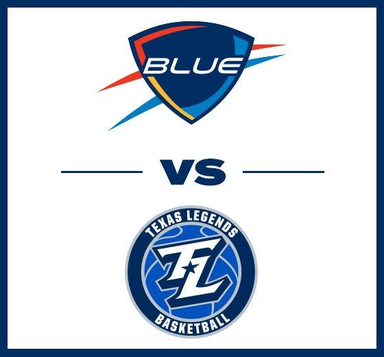 More Info for OKC Blue vs. Texas Legends