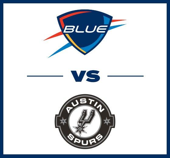 More Info for OKC Blue vs. Austin Spurs