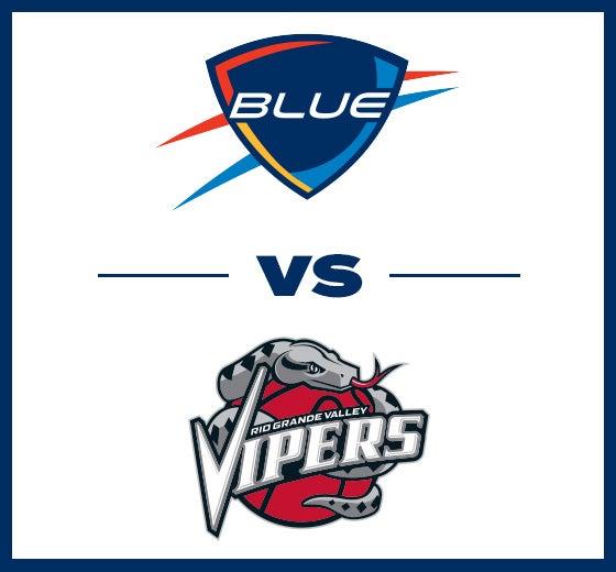 More Info for OKC Blue vs. Rio Grande Valley Vipers