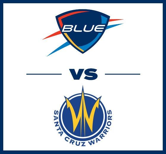 More Info for OKC Blue vs. Santa Cruz Warriors