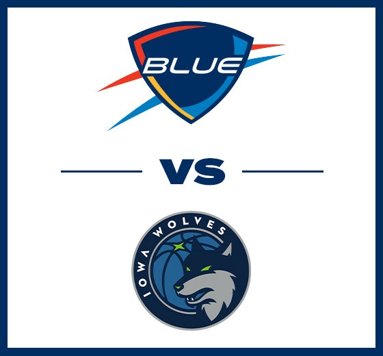 More Info for OKC Blue vs. Iowa Wolves