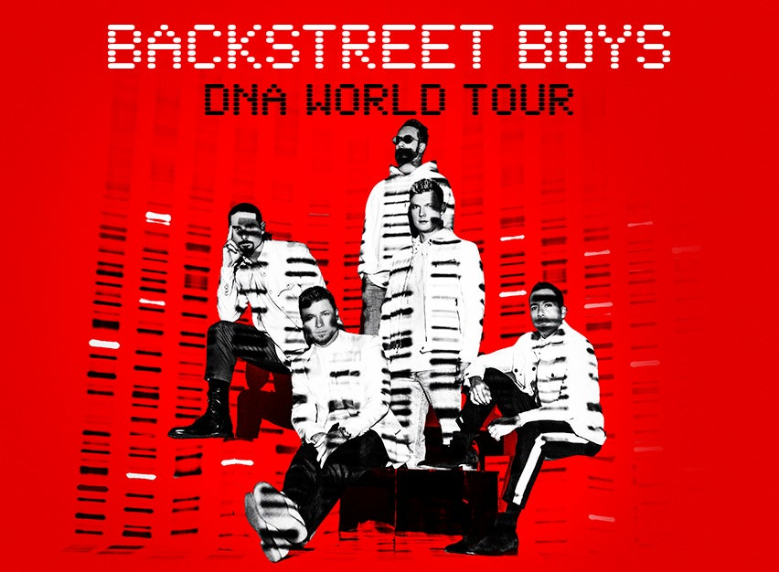 Backstreet Boys / NEW DATE