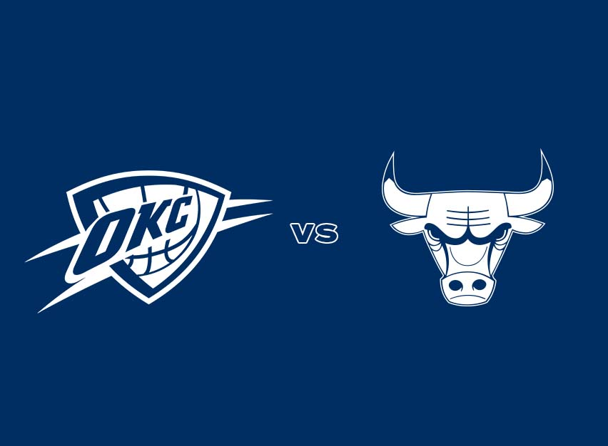 OKC Thunder vs. Chicago Bulls