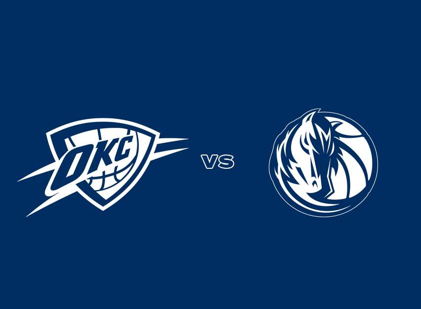 OKC Thunder vs. Dallas Mavericks