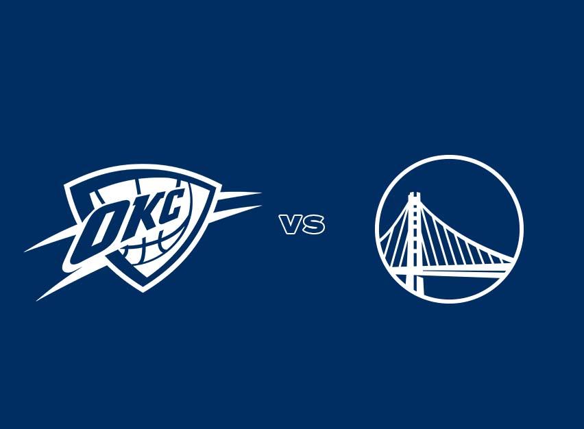 OKC Thunder vs. Golden State Warriors
