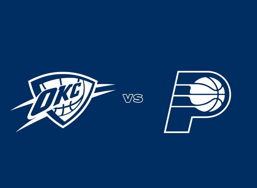 OKC Thunder vs. Indiana Pacers