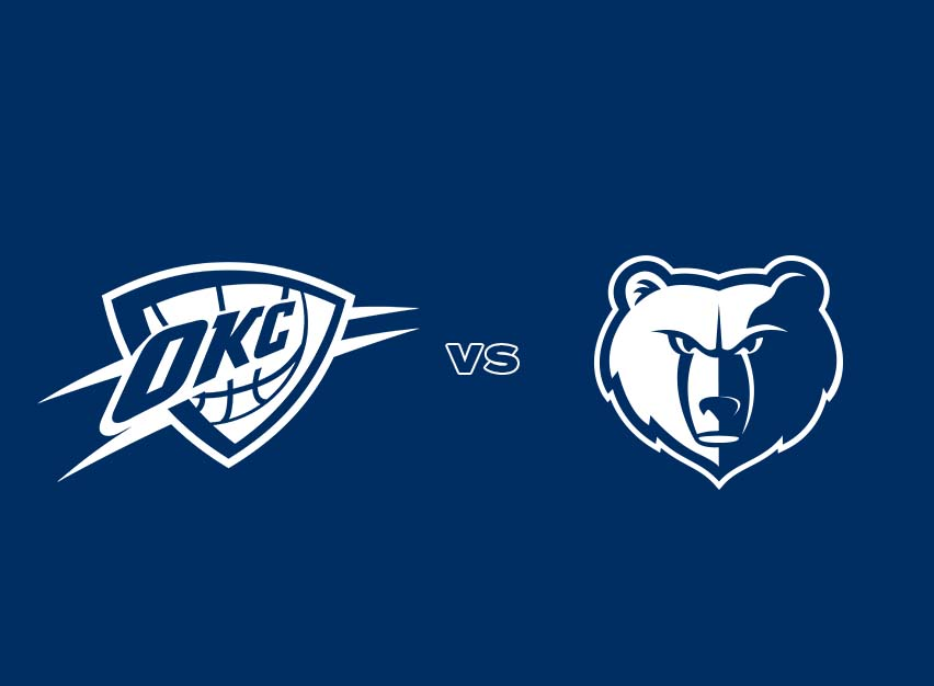 OKC Thunder vs. Memphis Grizzlies