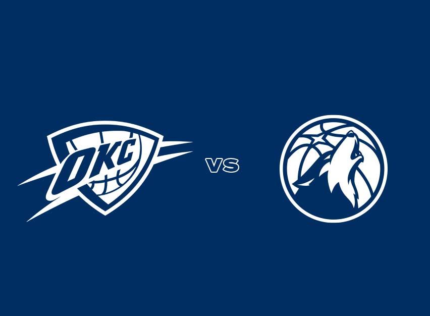 OKC Thunder vs. Minnesota Timberwolves