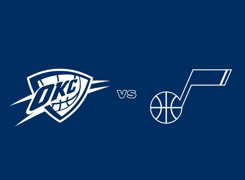 OKC Thunder vs. Utah Jazz