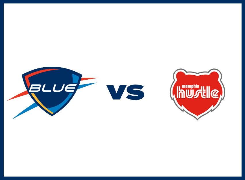 OKC Blue vs. Memphis Hustle