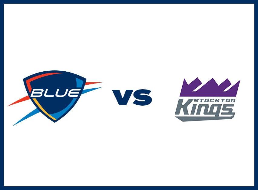OKC Blue vs. Stockton Kings