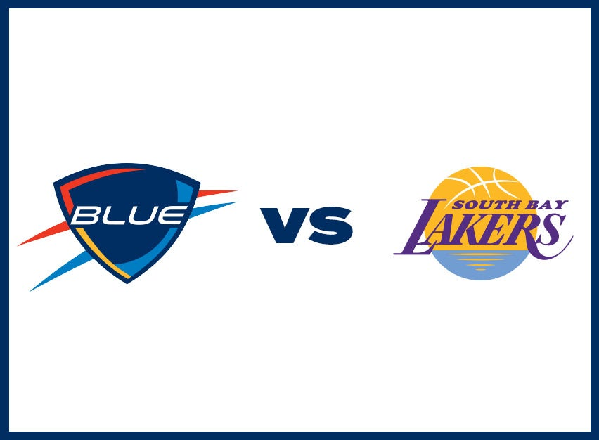 OKC Blue vs. South Bay Lakers