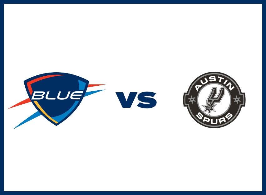 OKC Blue vs. Austin Spurs