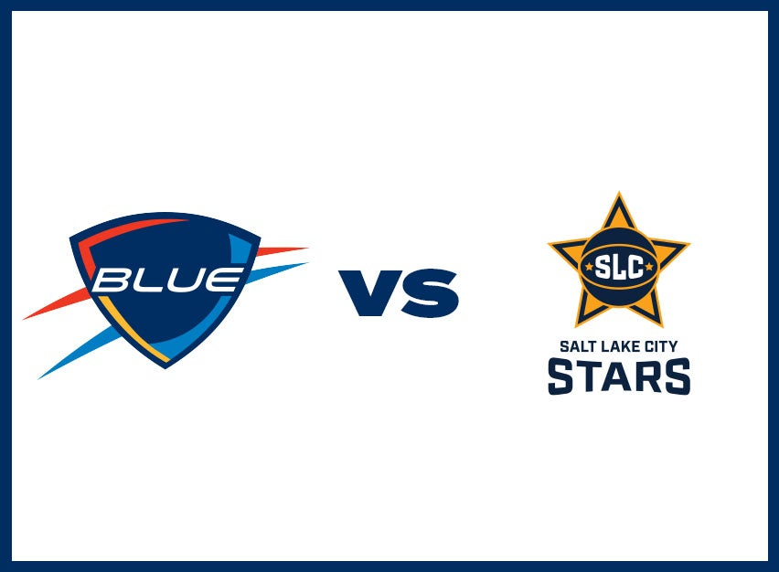 OKC Blue vs. Salt Lake City Stars