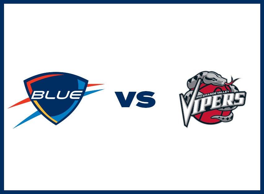 OKC Blue vs. Rio Grande Valley Vipers
