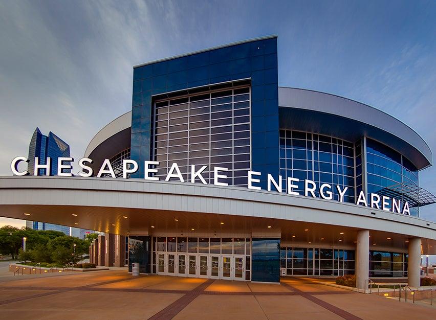 Box Office | Chesapeake Energy Arena