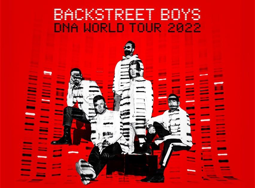 Backstreet Boys / NEW DATE