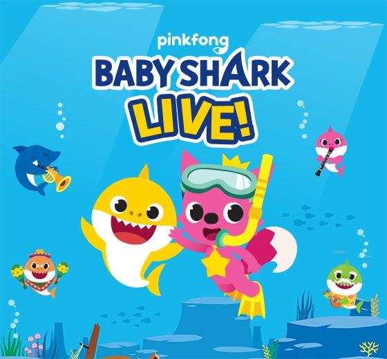 More Info for Baby Shark Live!