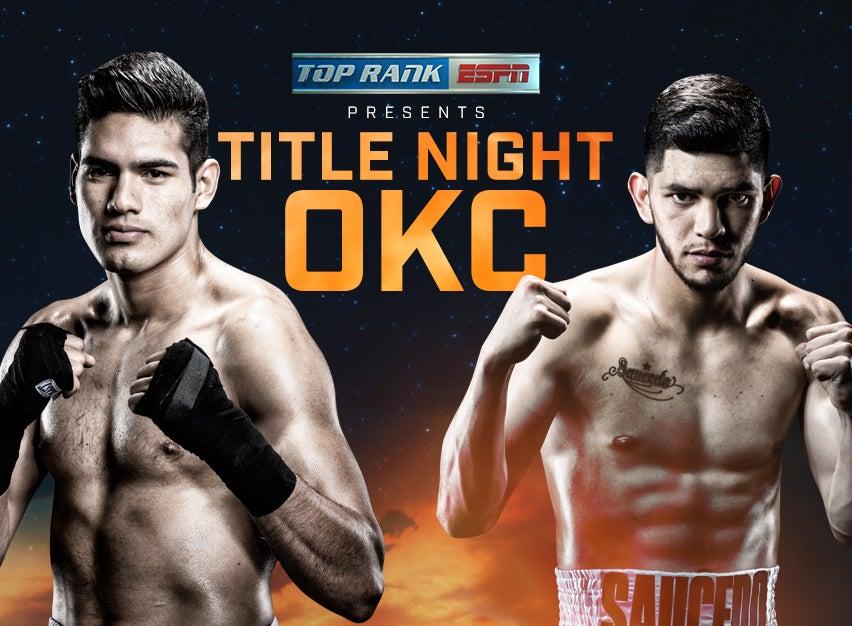 Title Night OKC