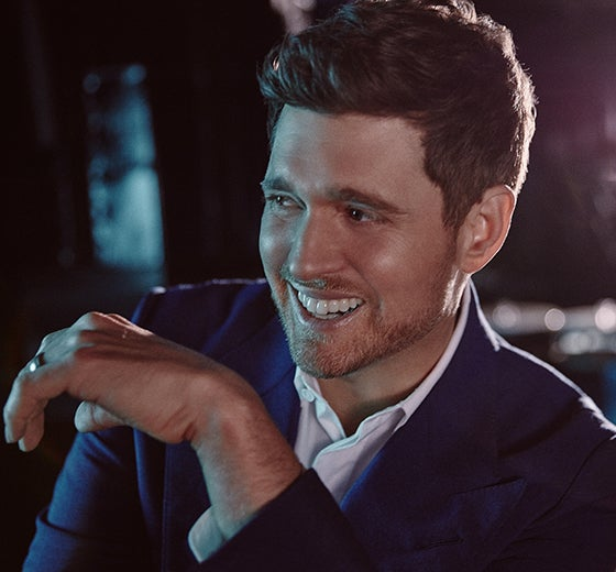More Info for Michael Bublé / NEW DATE
