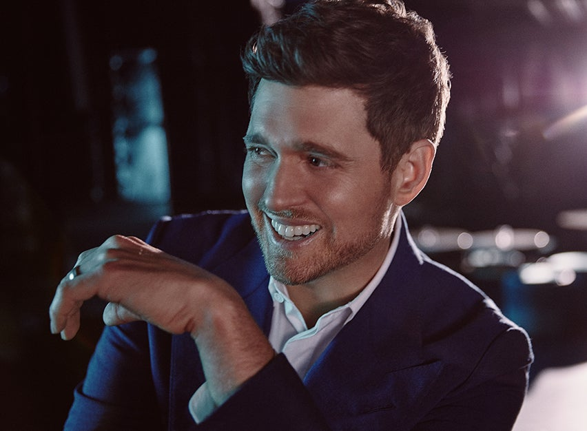 Michael Bublé / NEW DATE