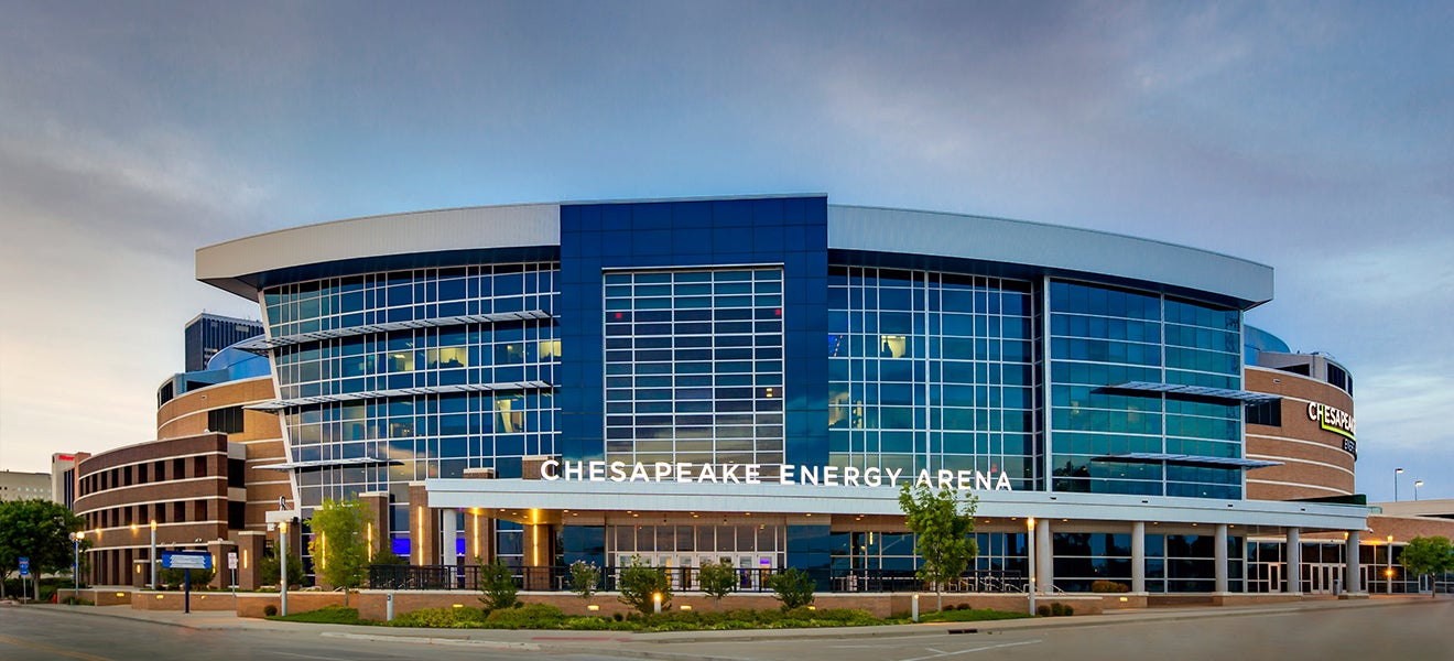 Warehouse Jobs In Okc >> Employment Opportunities Chesapeake Energy Arena