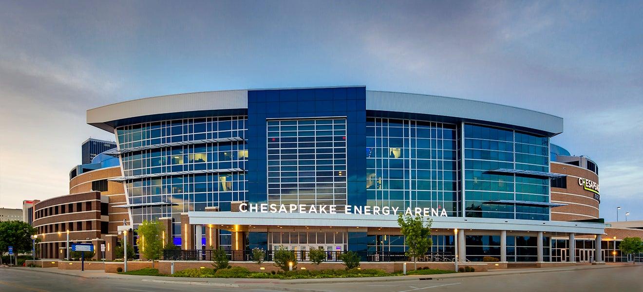 Employment Opportunities Chesapeake Energy Arena