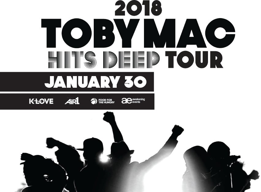 TobyMac | Chesapeake Energy Arena