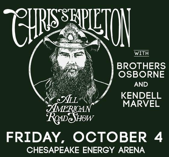 More Info for Chris Stapleton