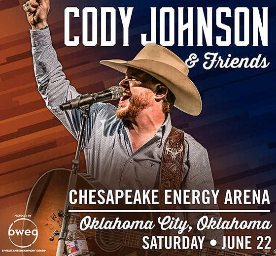 More Info for Cody Johnson & Friends