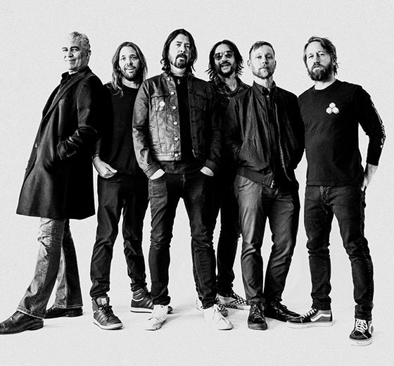 More Info for Foo Fighters