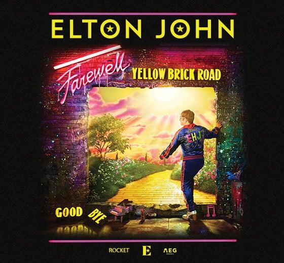 More Info for Elton John / RESCHEDULED