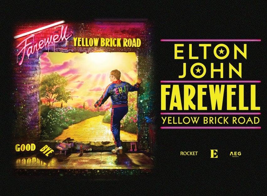 Elton John / RESCHEDULED