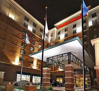 Hampton Inn & Suites Oklahoma City Bricktown