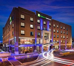 Holiday Inn Express Oklahoma City - Bricktown
