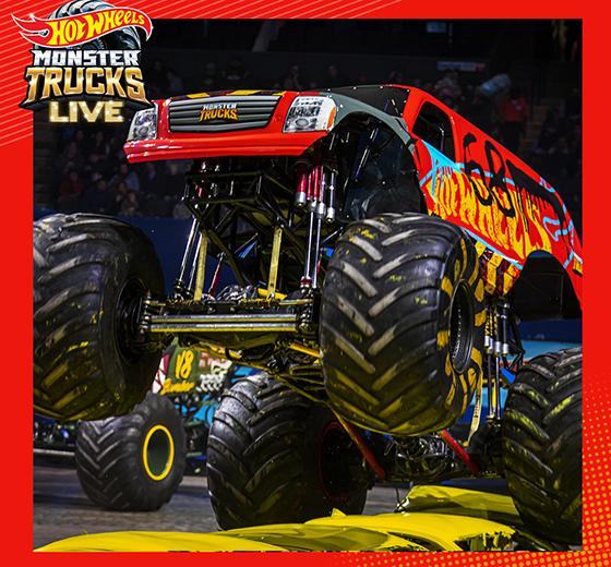 More Info for Hot Wheels Monster Trucks Live™